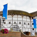 Take a tour of the Globe Theatre