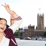 KEEPING TEENAGERS HAPPY IN LONDON