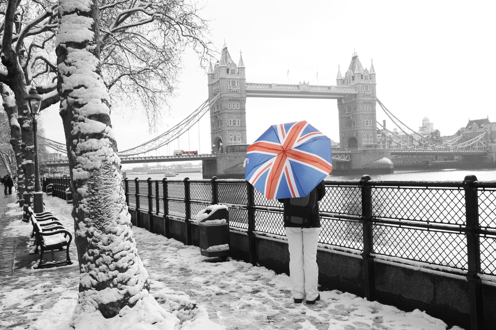 London Winter