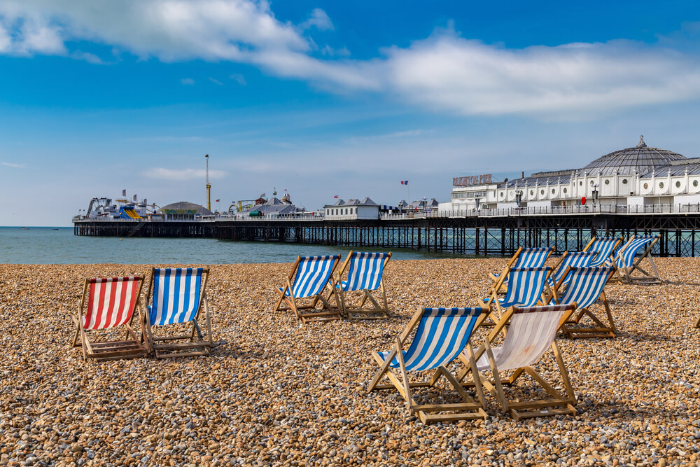 Brighton, East Sussex, UK